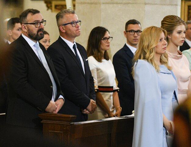Partner prezidentky Peter Konečný. Stým pritom Čaputová prežíva ťažké obdobie, čo sama priznala koncom mája.