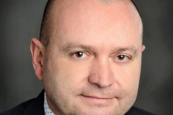 Michal Mojžiš, nový prezident HK Martin.