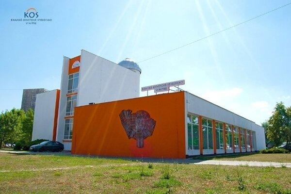 Krajské osvetové stredisko v Nitre.