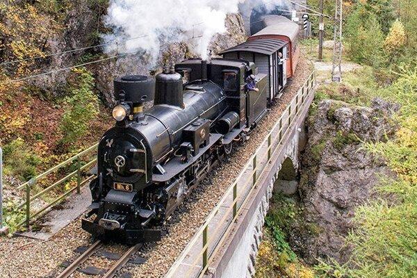 Horské železnice v Rakúsku