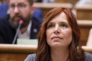 Veronika Remišová už nebude kandidovať za OĽaNO.