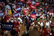 Donald Trump odštartoval na Floride svoju prezidentskú kampaň.