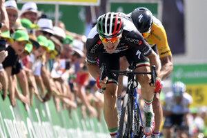 Viviani porazil Sagana.