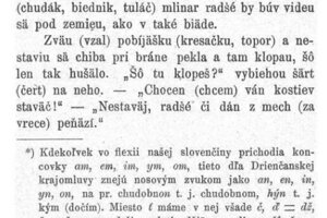 Dobšinský a štúrovci považovali slovenské povesti za jedinečné.
