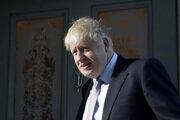 Britský exminister zahraničných vecí Boris Johnson.