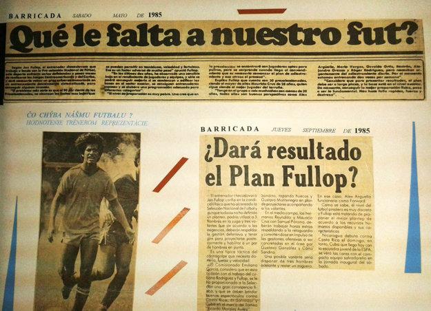 Miestni novinári ho uvádzali ako Juan Fullop.
