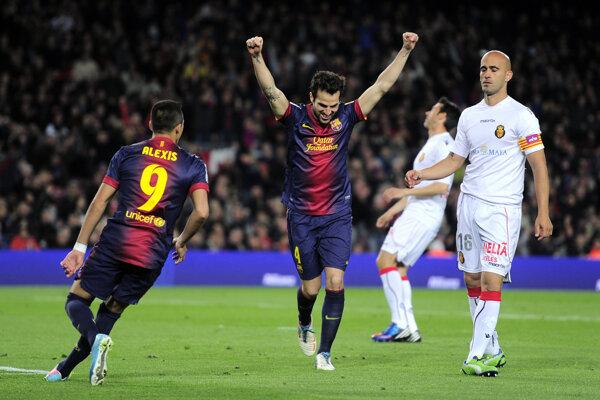 Mallorca si zahrala La Ligu naposledy v roku 2013.