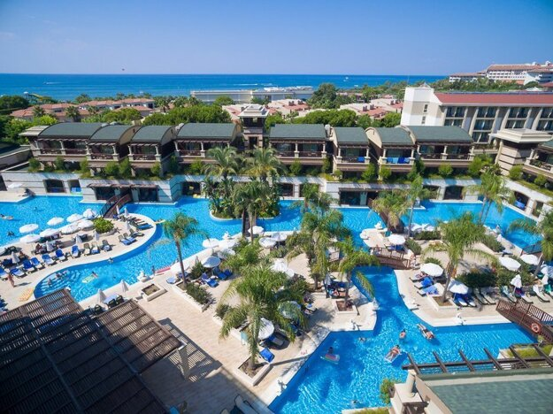 5* Sunis Kumköy Beach & Spa