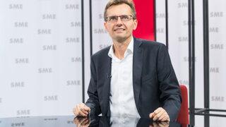 Galko: Chcel by som Filipa Rybaniča na kandidátke SaS (video)