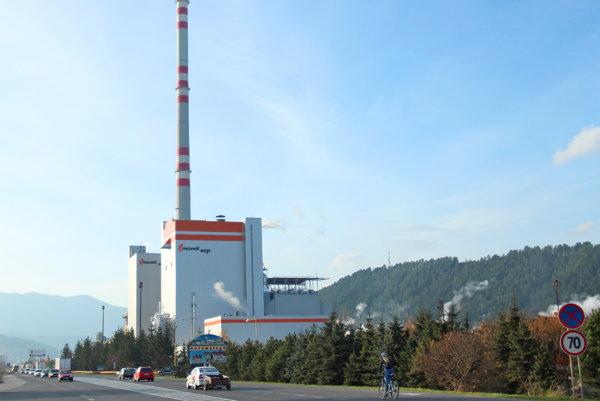 Aktivisti pripisujú najväčšiu mieru znečistenia papierenskému závodu.