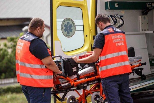 V tomto období narastá počet zásahov pri dopravných nehodách.