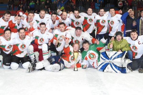 Hráči Oravskej Lesnej získali titul po 25 rokoch.
