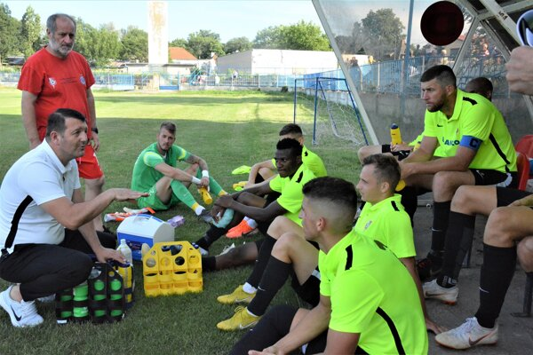 Mužstvo Serede už vedie Slavče Vojneski zo Severného Macedónska.