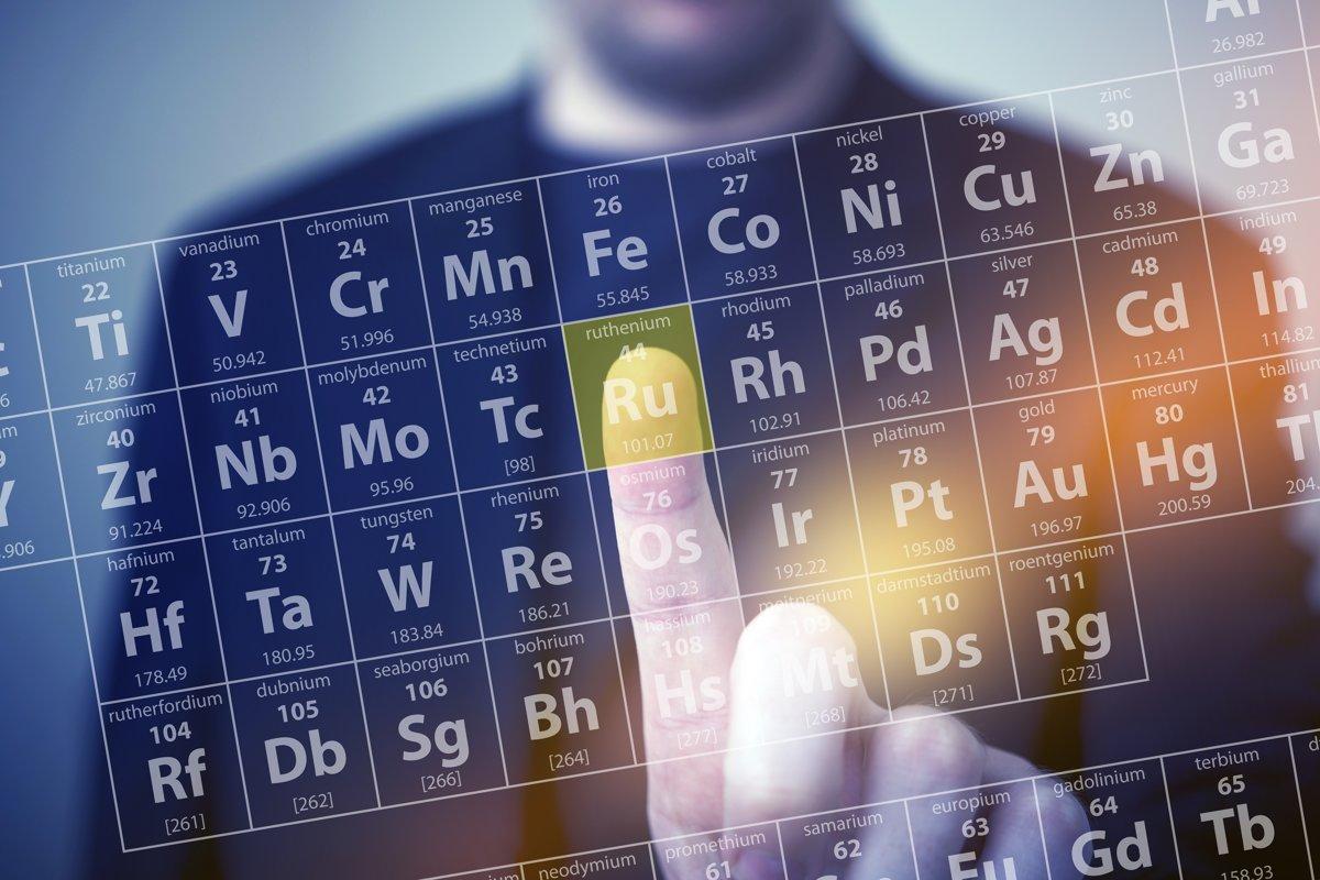 707b74e79 Bohyne, vesmír a farby: Príbehy, ktoré skrýva chémia - Tech SME