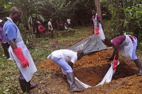 Obetí eboly v Libérii je menej.