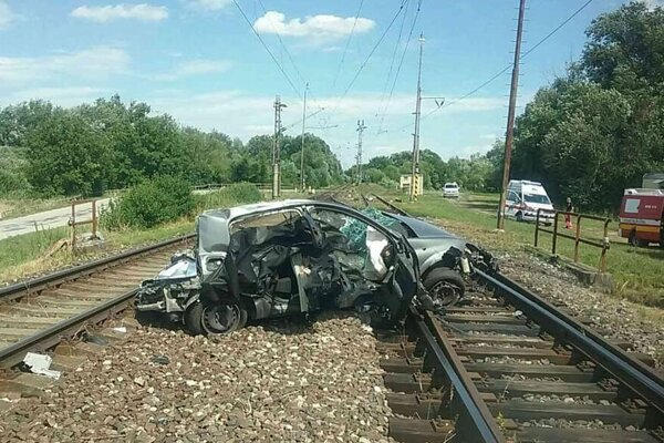 Tragická dopravná nehoda v Hornom Piali.