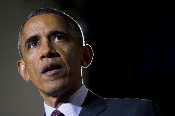 Epidémiu musíme uhasiť, povedal Barack Obama.