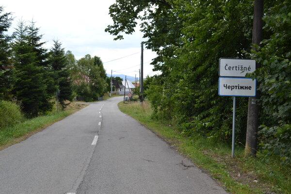 V koncovej obci je premávka malá.