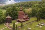 Drevený kostolík Potoky