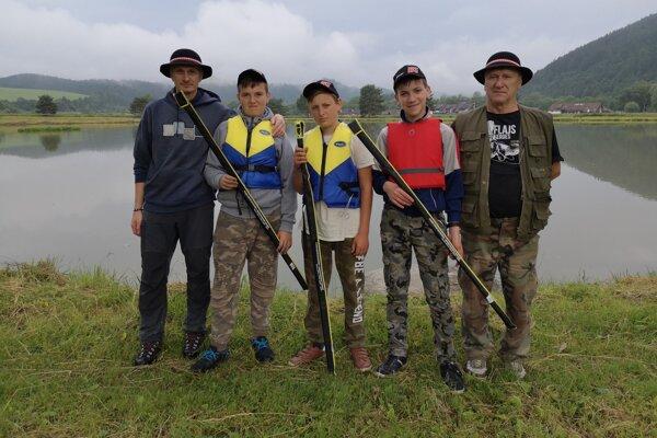 MO SRZ Dolný Kubín sa zúčastnilo v päťčlennej zostave Michal Málik, Jozef Bočkaj, Jakub Válek a vedúci krúžkov Ján Flajs a Anton Ošťadnický.