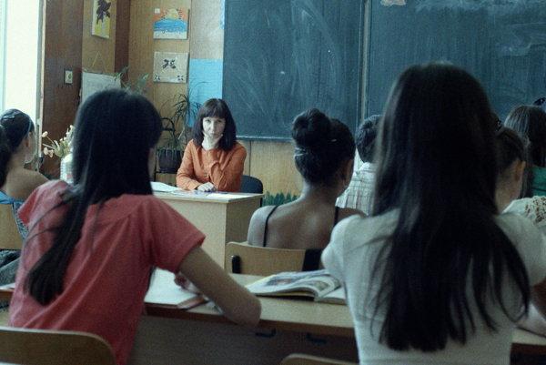 Lekcia, výborný bulharský film.