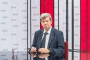 Eduard Kukan v relácii Rozhovory ZKH.