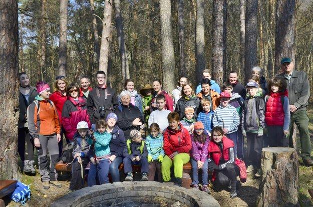 Minuloročné čistenie Zvoničky si pochvaľoval aj konateľ Mestských lesov.