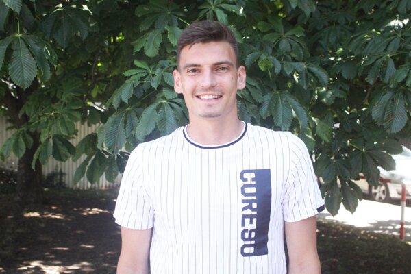 Oliver Podhorin, nová posila FC Nitra.