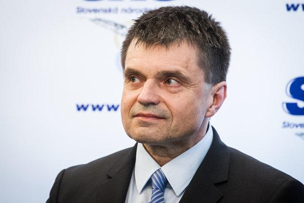 Minister školstva, vedy, výskumu a športu SR Peter Plavčan.