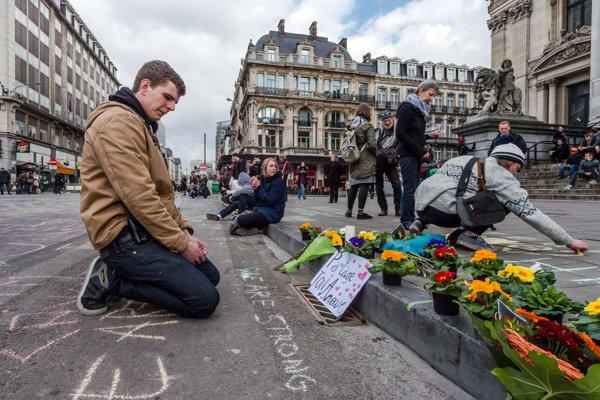 Brusel zažil svoj tragický deň, teroristi zabili 32 ľudí.