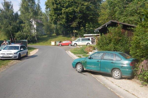 Nezodpovedný vodič ráno nafúkal vyše tri promile.