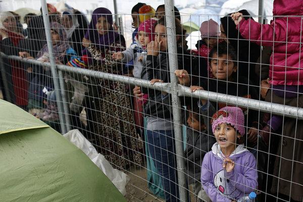 Na svete je v súčasnosti vysídlených 70 miliónov ľudí