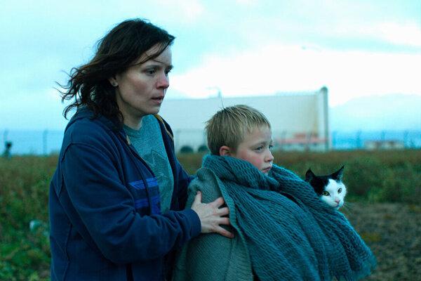 Z islandského filmu A dýchajte pokojne.