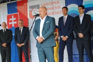 Generálny riaditeľ NDS Ján Ďurišin.
