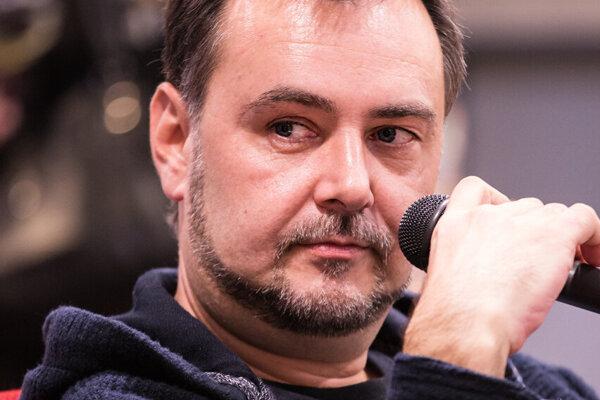 Spisovateľ Juraj Thal.