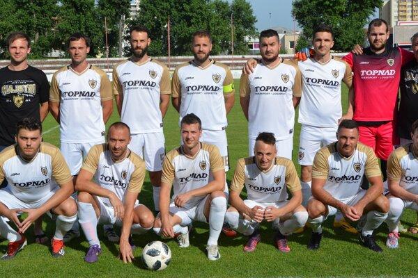 FC Žochári budú v VI. lige ObFZ Topoľčany nováčikom.