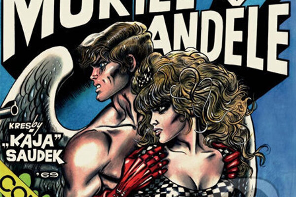 Spor o Saudkov komiks Muriel a andělé je na konci