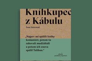 Åsne Seierstad: Kníhkupec z Kábulu (prel. Simona Jánošková, Absynt 2019)