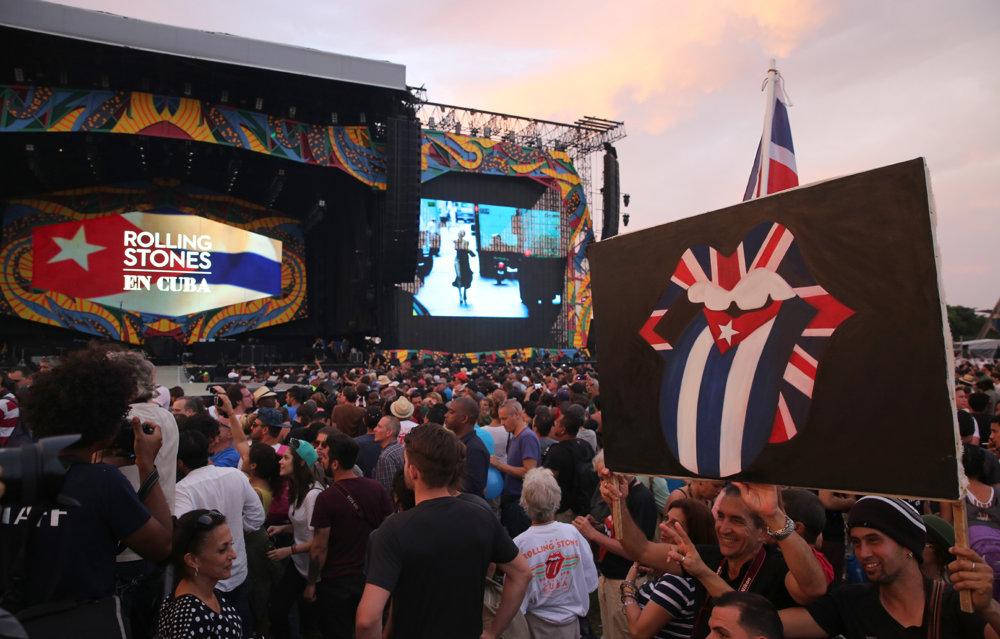 Koncert kapela venovala Kubáncom, lístky boli zadarmo.