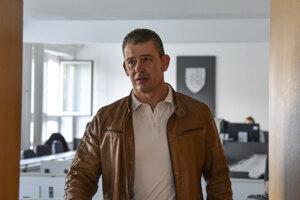 Niekdajší riaditeľ Vojenskej spravodajskej služby Roman Mikulec.