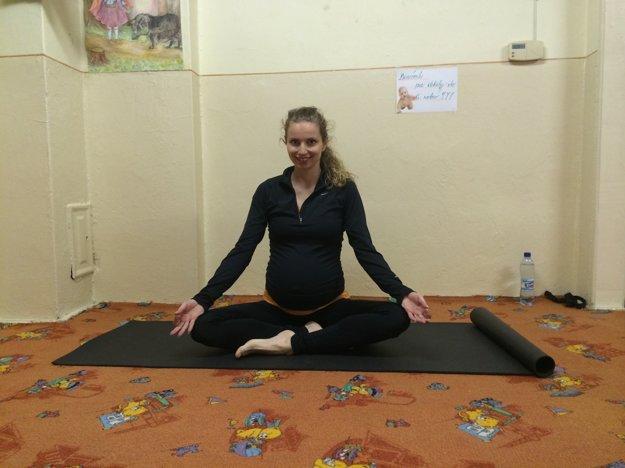 Martina sa joge venuje už niekoľko rokov.