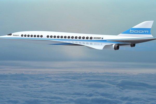 S týmto lietadlom sa bude z Londýna do New Yorku lietať za menej ako 3 a pol hodiny.