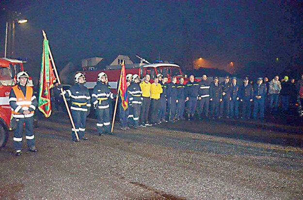 Nový pomocník hasičov.