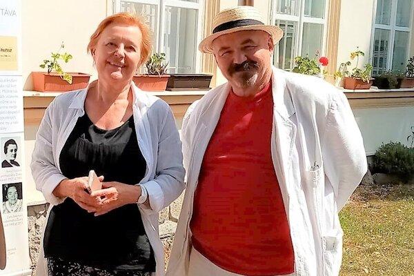 Jano Cíger Medokýš je predseda martinskej Živeny. Celoslovenskou predsedníčkou je Magdaléna Vášáryová.