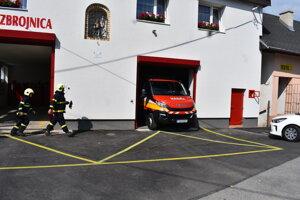 Vďaka novému systému sa hasiči zorganizujú rýchlejšie.