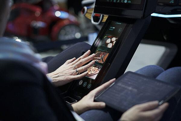 Digitalizácia kokpitu je pre spoločnosť Bosch obrovský obchodný potenciál