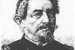 Major Gallik sa zúčastnil najprv uhorskej revolúcie, neskôr americkej občianskej vojny.