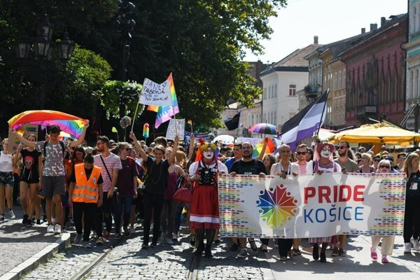 Pochod pôjde ulicami mesta aj tento rok.
