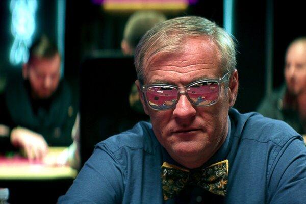 Roman Luknár vo filme casino.$k.