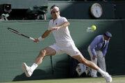 Keď hrá Roger Federer, zdá sa, akoby lietal.
